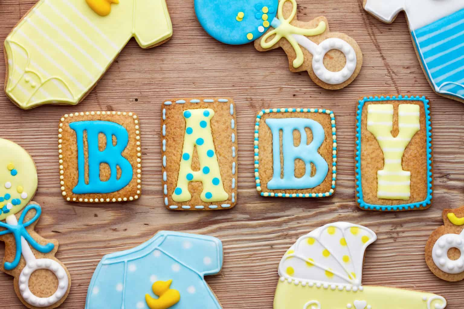 Ideas for Boy Baby Shower Themes - Best Boy Baby Showers -