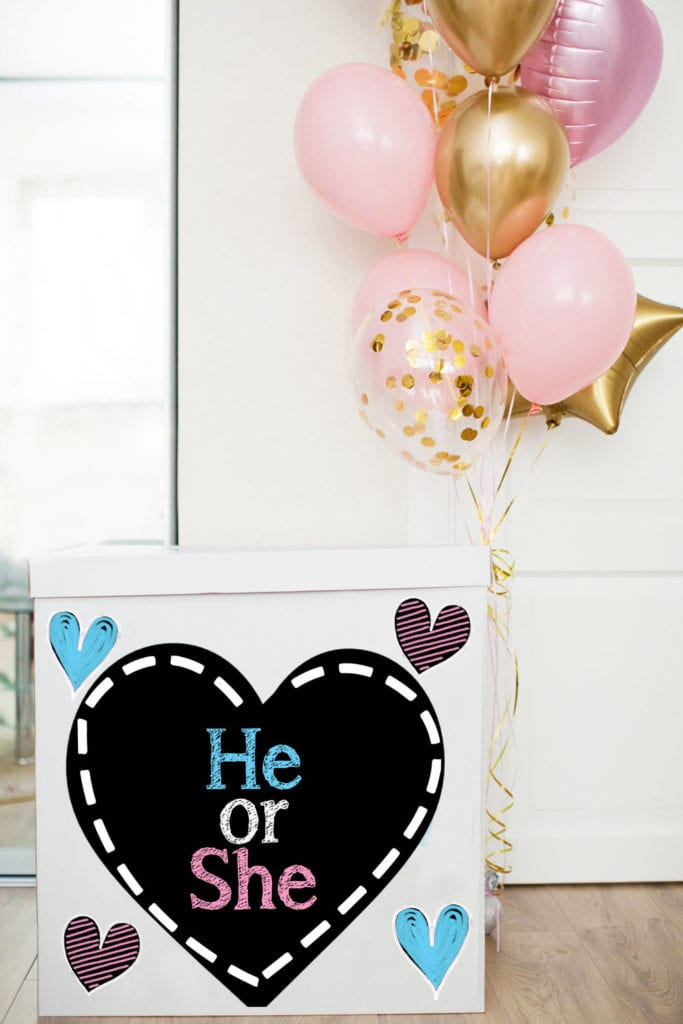 Where To Have A Gender Reveal Party Darling Celebrations